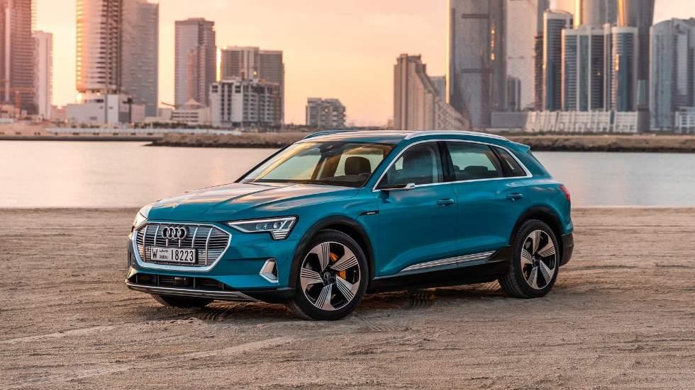 Audi lanzará 7 nuevos SUV este 2019: Q3 Sportback, SQ5, e-tron, SQ8…