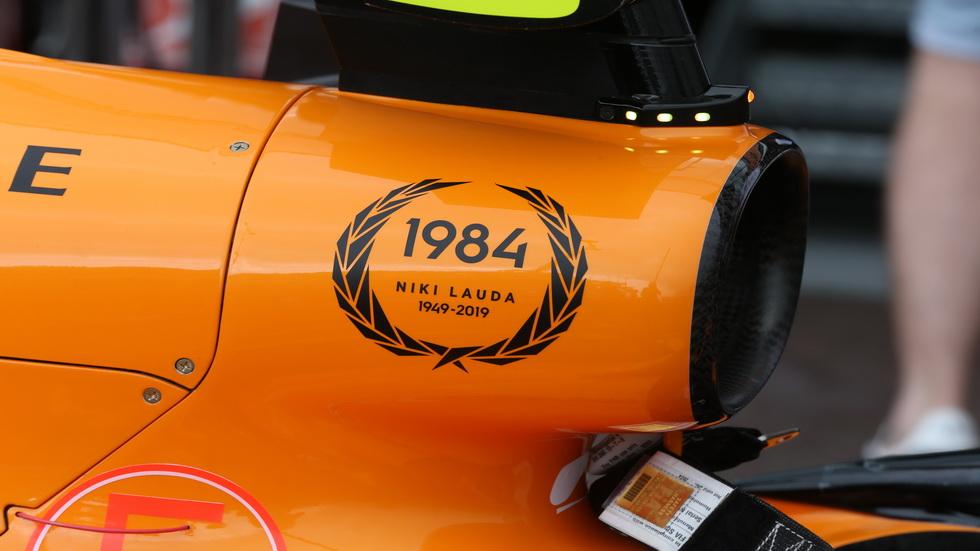 GP de Mónaco de F1: todos recordaremos el domingo al desaparecido Niki Lauda (Vídeo homenaje)
