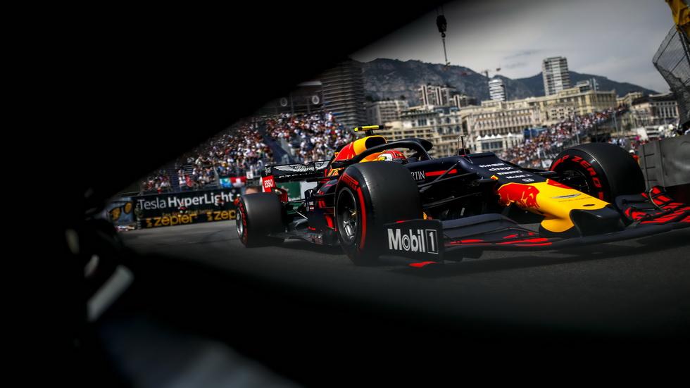 GP de Mónaco de F1: Gasly y Giovinazzi perderán 3 posiciones en parrilla