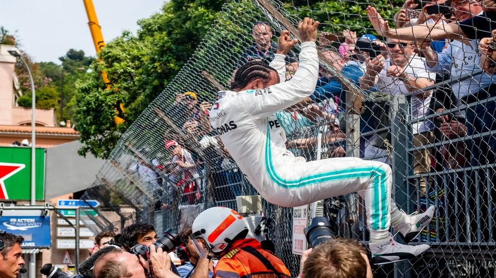 GP de Mónaco de F1: así queda la parrilla de salida