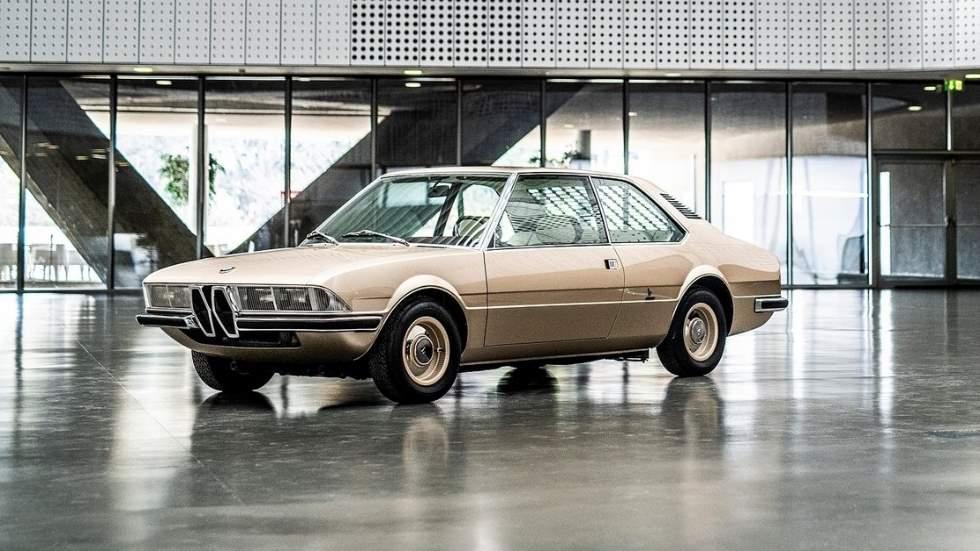 BMW Garmisch Recreation Concept: el homenaje más merecido a Bertone y a Marcello Gandini