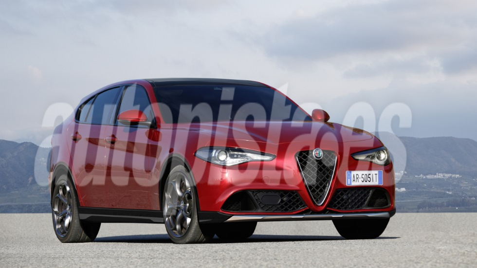 Alfa Romeo Stelvio 2020: primeros datos y foto del nuevo SUV
