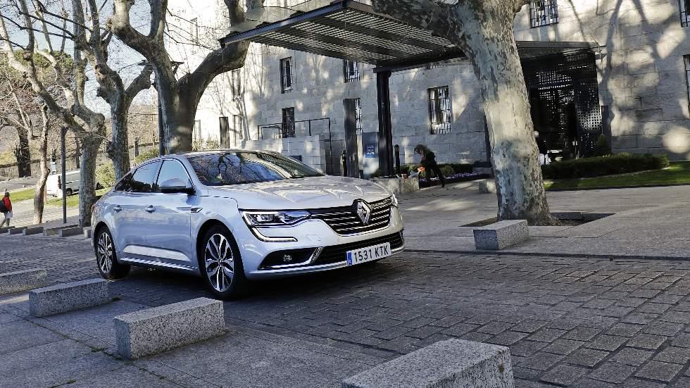 Renault Talisman 1.7 Blue dCi 150 CV: prueba a fondo de la nueva berlina diésel