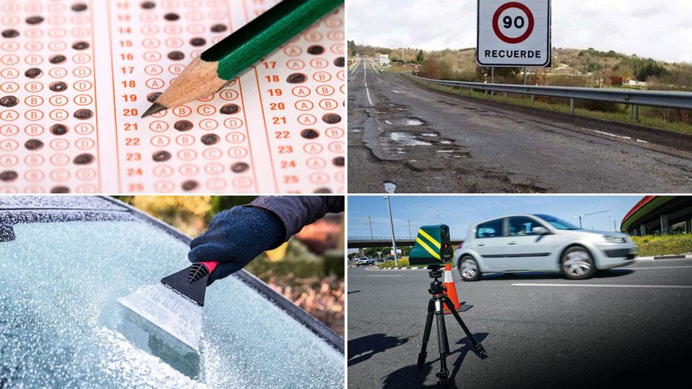 No caigas tú también: todos los bulos sobre radares, multas, carné de conducir y la DGT
