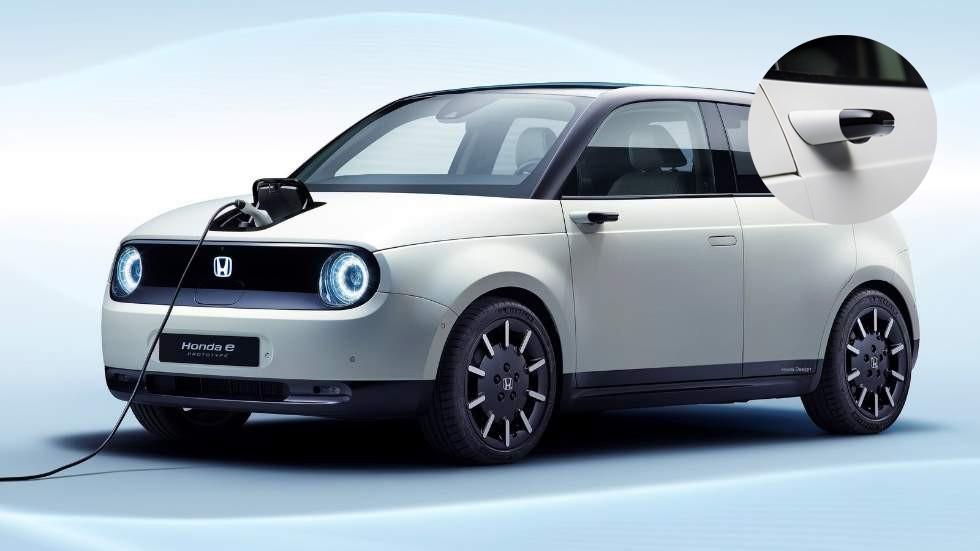 Honda confirma que su e eléctrico no tendrá retrovisores convencionales