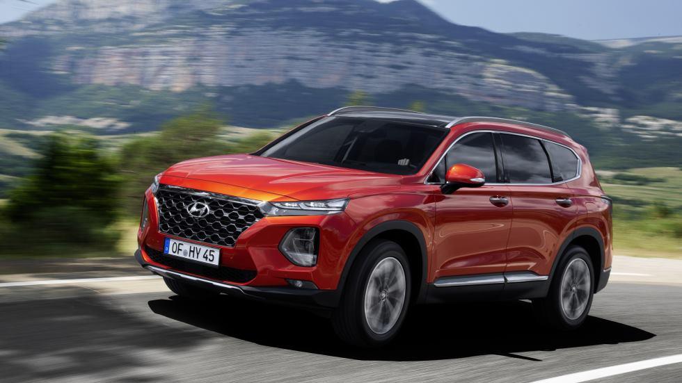 Hyundai Santa Fe 2019: más equipamiento y seguridad para el SUV