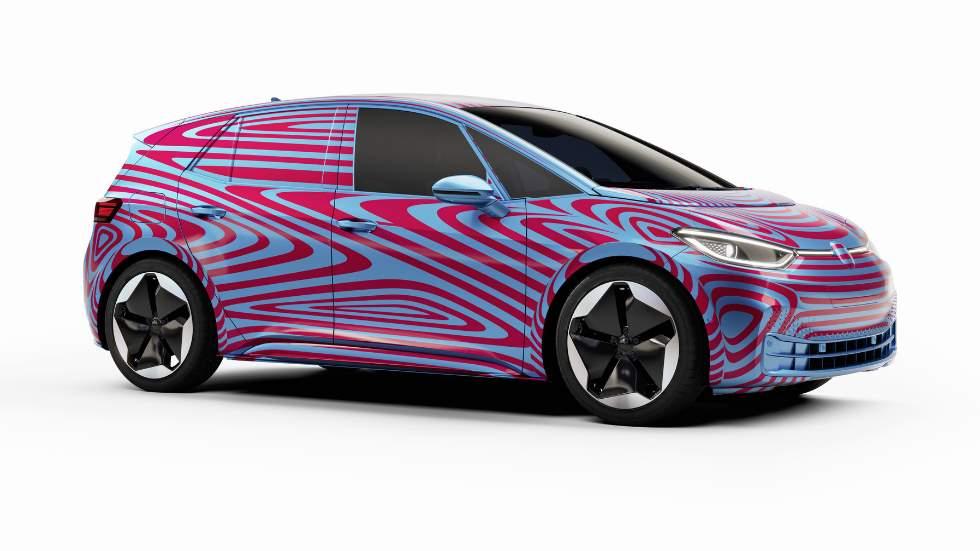 VW ID.3: primeros precios, autonomía y vídeo del nuevo eléctrico