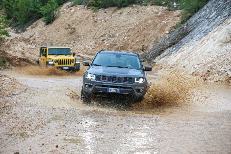 Gama Jeep 2019: así son y así van los nuevos SUV de la marca