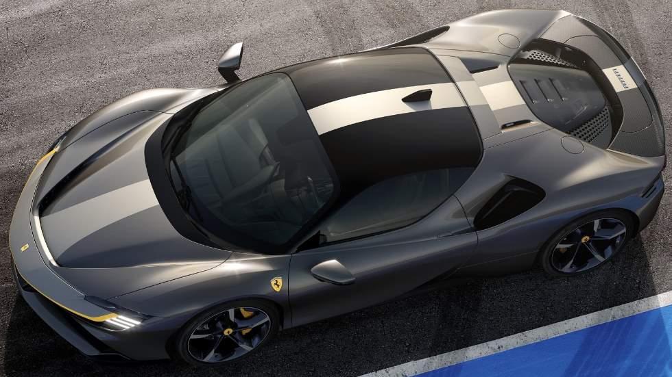 Ferrari SF90 Stradale: datos, fotos y vídeo del nuevo superdeportivo con etiqueta ECO