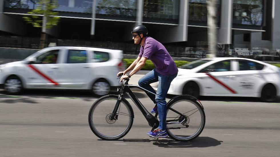 Algunas bicis eléctricas tendrán que matricularse, tener seguro y pasar una ITV