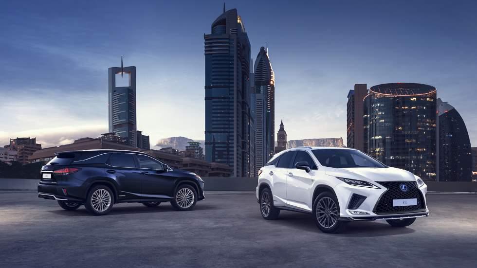 Lexus RX 450h 2020: más tecnología y conectividad para el SUV híbrido