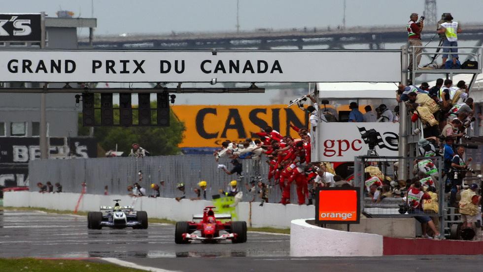 GP de Canadá de F1: rumbo a América