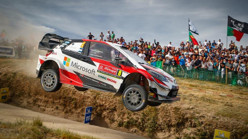 Rally de Portugal 2019 (final): victoria de Tänak, Ogier sigue líder del Mundial