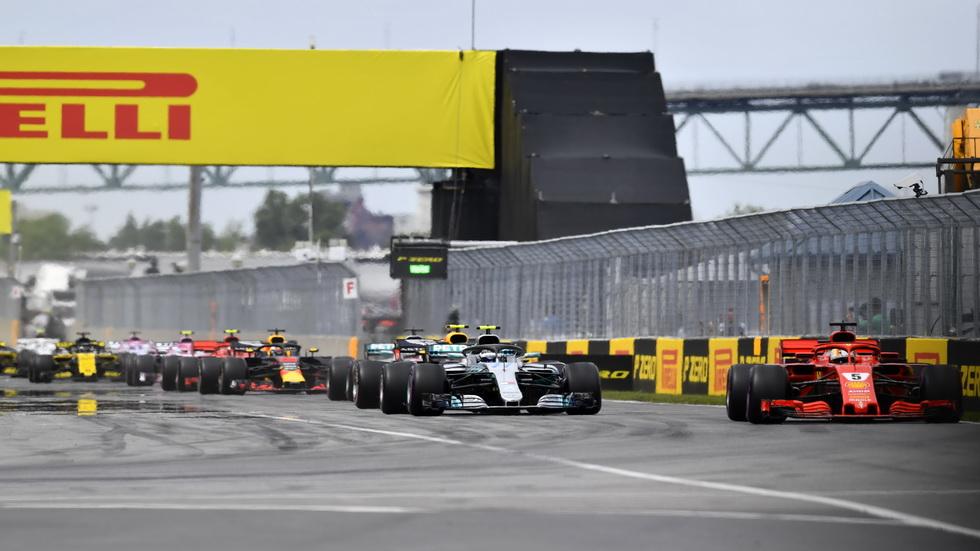 GP de Canadá de F1: horarios para seguir el Gran Premio