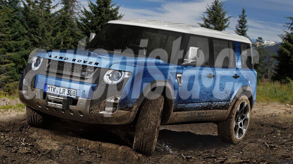 Land Rover Defender 2020: así es el nuevo SUV, el más todoterreno