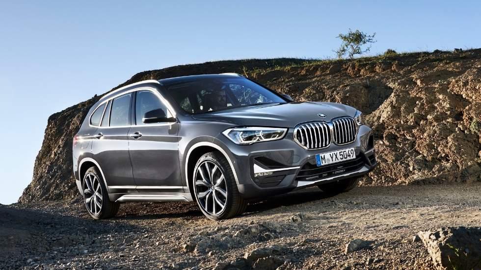 BMW X1 xDrive25e: así es el nuevo SUV híbrido enchufable, que llega en 2020