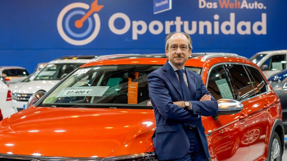 El coche diésel no ha bajado valoración en el mercado de segunda mano