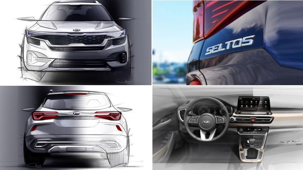 Kia Seltos: así es el nuevo SUV hermano del Sportage que se presenta este mes
