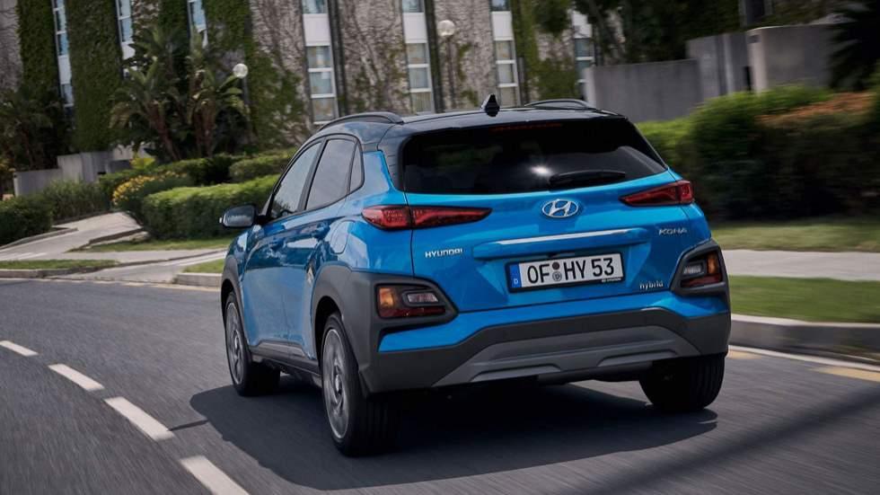 Hyundai Kona híbrido: primeros datos y fotos oficiales del nuevo SUV