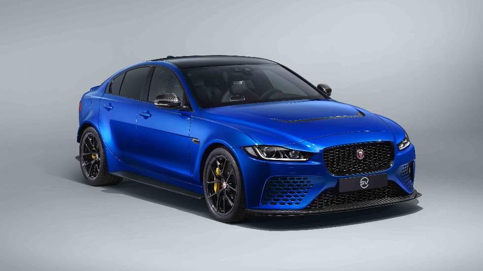 Jaguar XE SV Project 8: nueva versión Touring para la berlina de serie más rápida del mundo