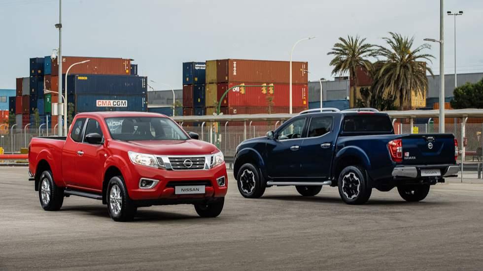 Nissan Navara 2019: mejoras mecánicas y de equipamiento para la pick-up