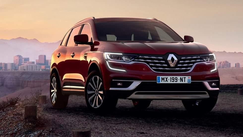 Renault Koleos 2019: así es el nuevo SUV, en vídeo