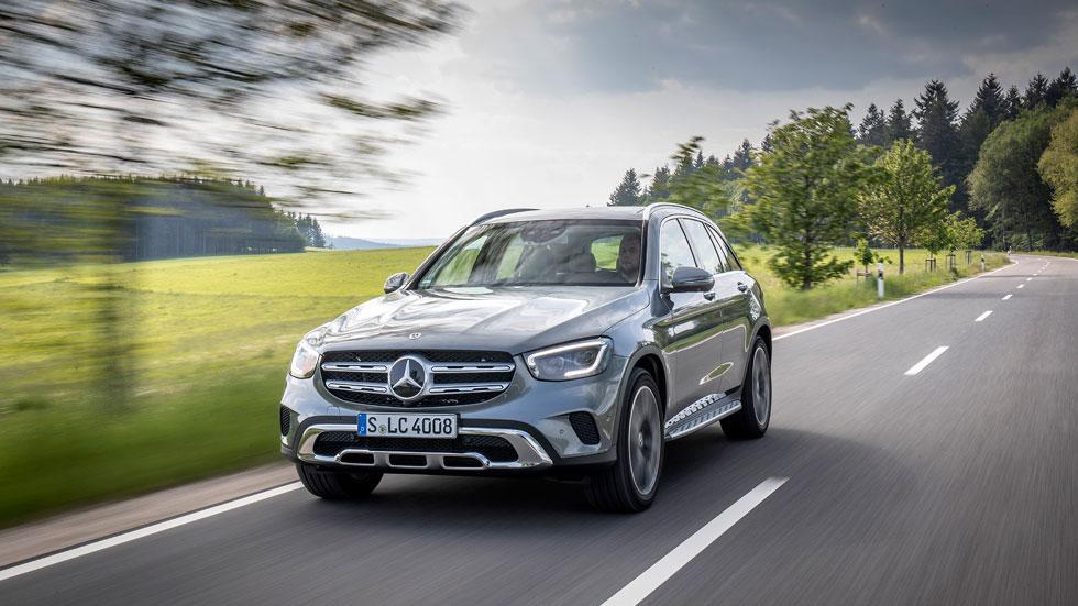 Mercedes GLC y GLC Coupé 2019: a prueba el nuevo SUV, ahora con etiqueta ECO