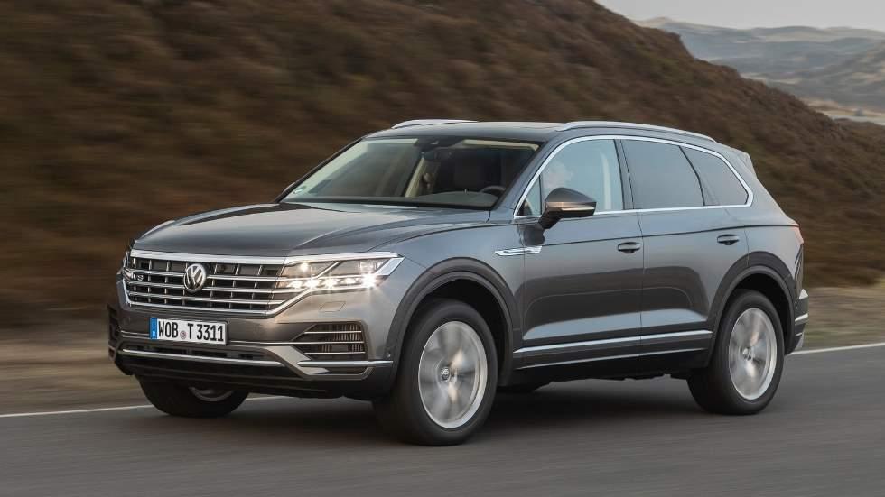 Volkswagen Touareg V8 TDI: el SUV alemán estrena un gran motor diésel…