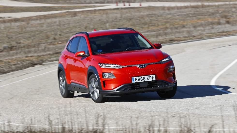 Hyundai Kona EV electric: a prueba un SUV que sigue la corriente