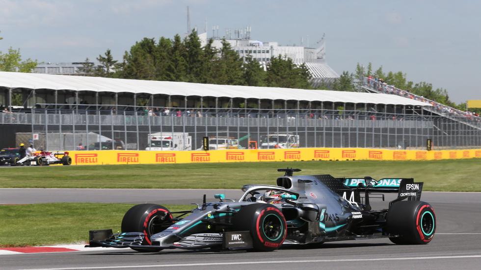 GP de Canadá de F1 (FP1): los Mercedes estrenan motor y son los más rápidos