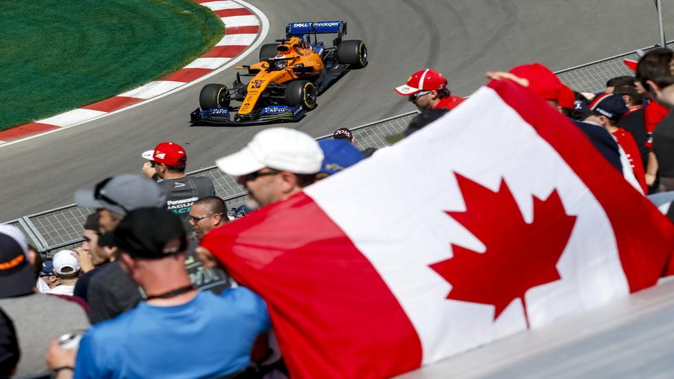 GP de Canadá de F1: gran actuación de Sainz con la cuarta posición