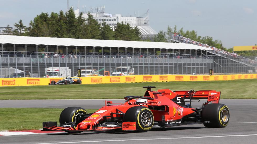 GP de Canadá de F1 (FP3): dominio Ferrari con los Mercedes por detrás