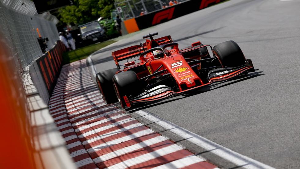 GP de Canadá de F1 (Q): Sebastian Vettel le arrebata la pole a Lewis Hamilton