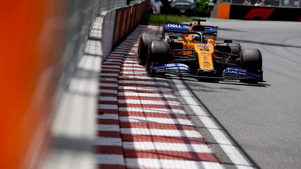 GP de Canadá de F1: Sainz entró en la Q3 y retrocederá 3 posiciones en parrilla