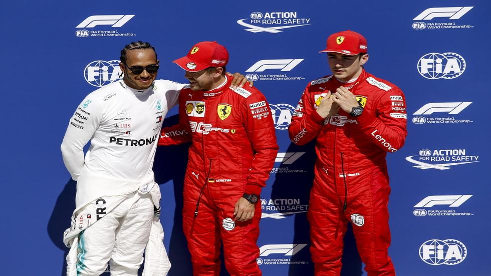 GP de Canadá de F1: así queda la parrilla de salida