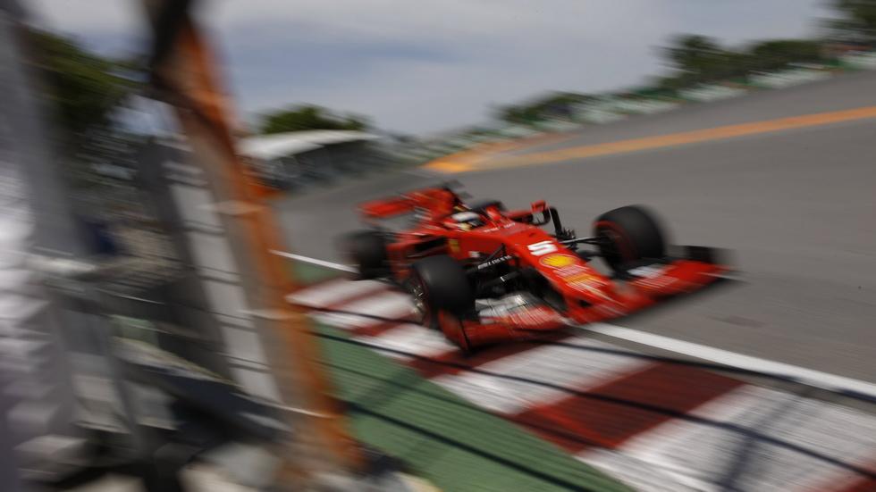 GP de Canadá de F1: Vettel cruza primero la meta y Hamilton gana