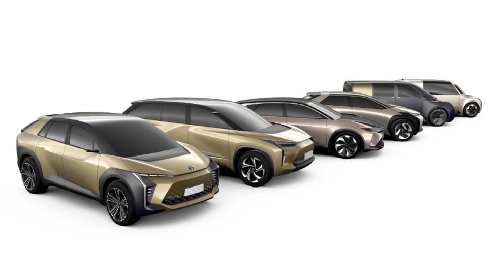 Los planes eléctricos de Toyota: del C-HR EV a un sedán, un SUV grande, un familiar…