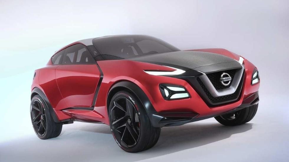 Nissan Juke 2020: el SUV llega a final de año con nuevas versiones eléctricas