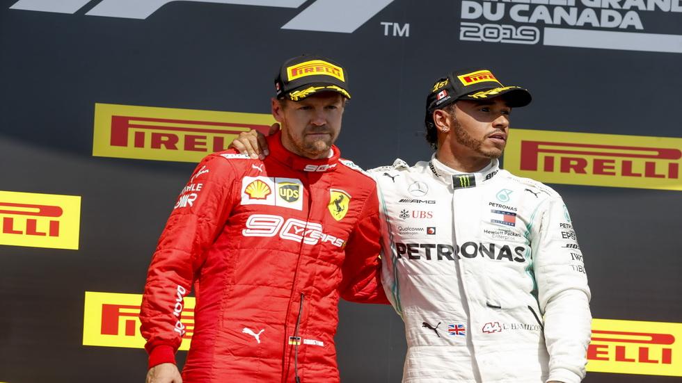 GP de Canadá de F1: para Ferrari fue una victoria