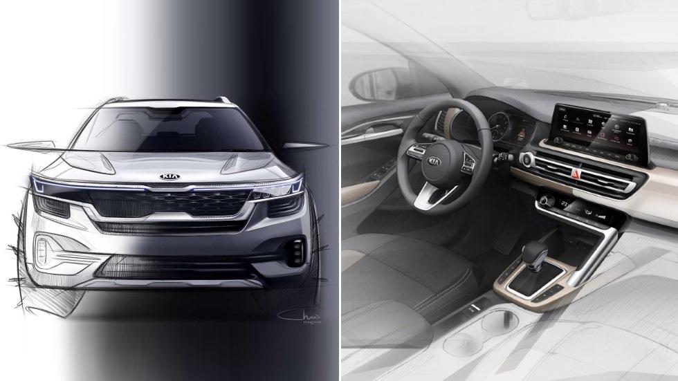 Kia Seltos: el nuevo y atractivo SUV… que finalmente no llegará a Europa