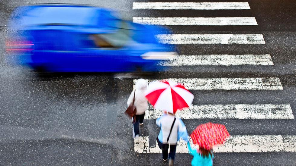 Si eres peatón, ciclista o motorista, tienes de qué preocuparte en la ciudad