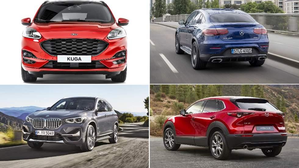Revista Autopista 3.104: a fondo los nuevos SUV Ford Kuga, Mazda CX-30 y BMW X1
