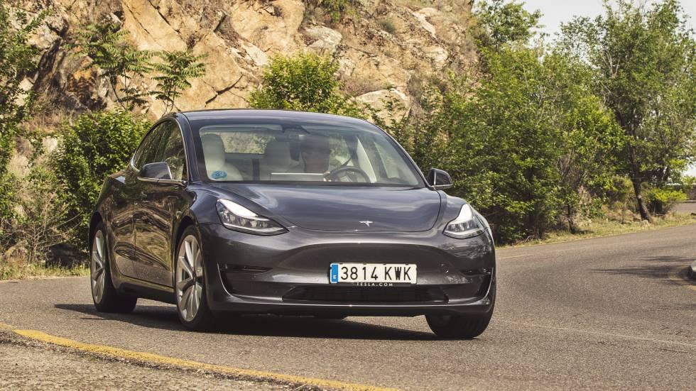 Tesla Model 3: primera prueba a fondo y mediciones a... ¿la nueva referencia eléctrica?