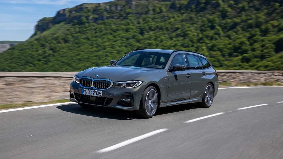 Nuevo BMW Serie 3 Touring 2019: ¿la mejor berlina familiar del momento?