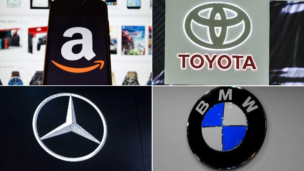 Las marcas de coches más valiosas del mundo en 2019
