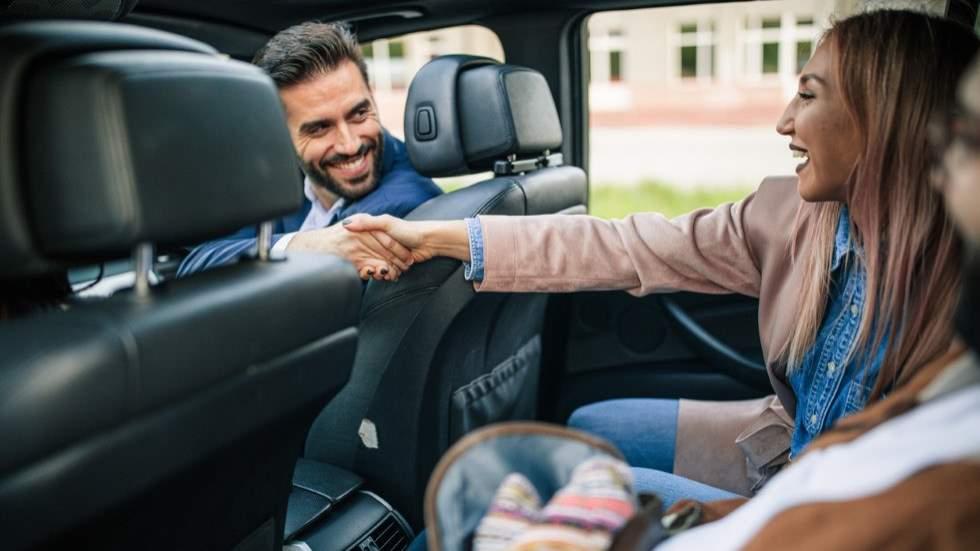 Cómo puedes compartir coche: todos los servicios de la nueva movilidad