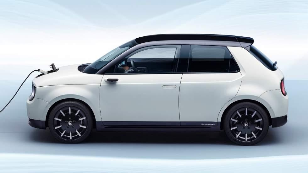 Honda e 2020: más datos técnicos y fotos del primer eléctrico de Honda