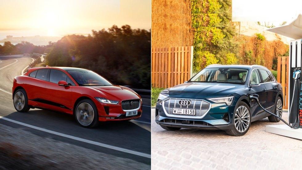 ¿Qué pasa con los coches eléctricos? Audi e-Tron y Jaguar i-Pace, a revisión por graves fallos