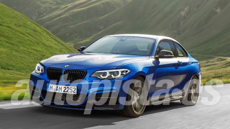 BMW Serie 2 Coupé 2020: ¿el único compacto de propulsión trasera de BMW?