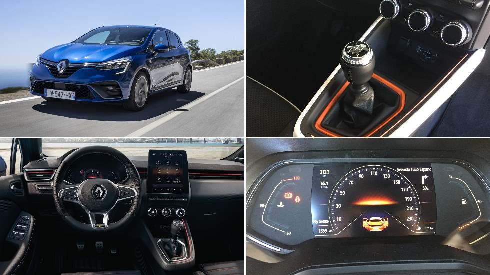 Nuevo Renault Clio 2019: analizamos a fondo la conectividad y el interior